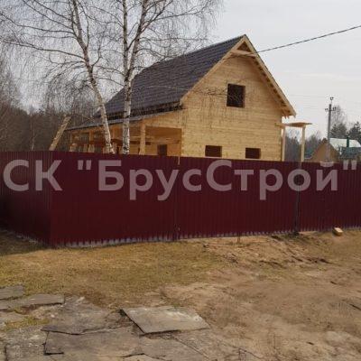 Построен дом во Владимирской области (апрель 2020)