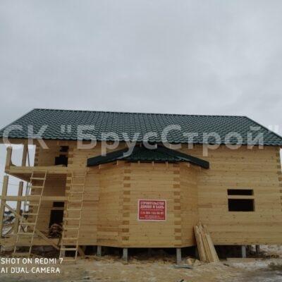 Строительство дома 🏠 март 2021
