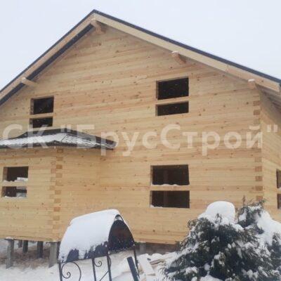 Строительство дома 🏠 февраль 2021