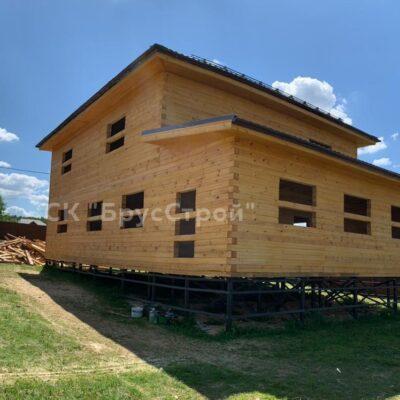 Строительство дома 🏠 май 2021